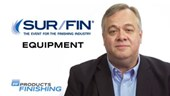 Sur/Fin Products on Display - Equipment