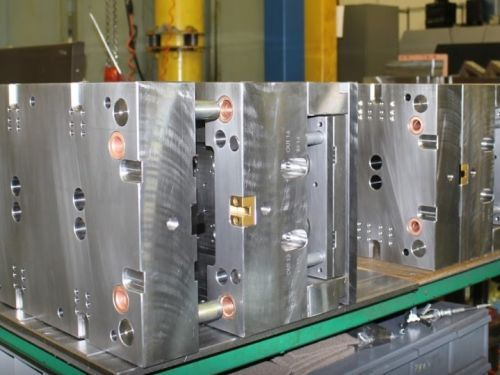 custom injection mold bases