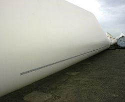 wInd blade vortex generators