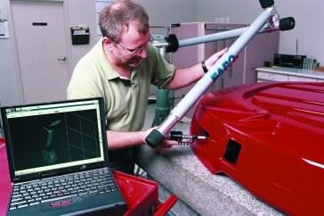 Thermoform Plastics' quality assurance team
