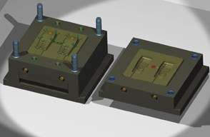 Automatic mold design