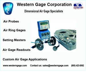 Dimensional Air Gage Specialists