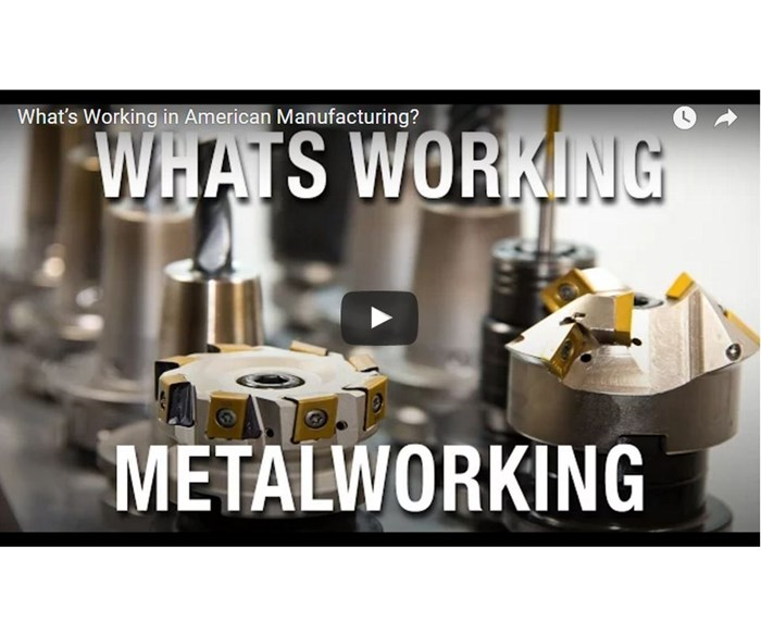How to Succeed in Metalworking? The Answer's in the Data