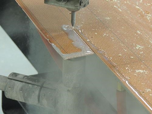 when to waterjet and when to mill