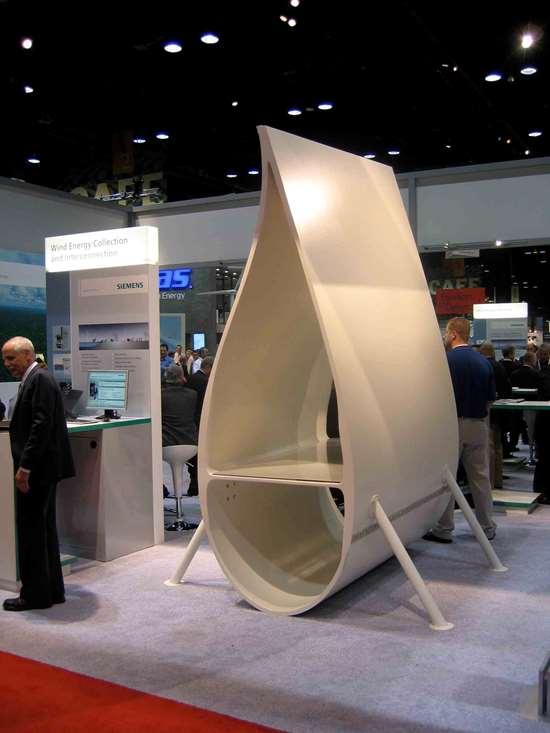 Siemens Wind Blade cross-section