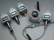 Wireless transmitters
