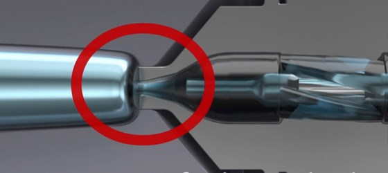 Ultra Helix™ valve gate technology