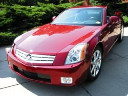 Cadillac XLR luxury roadster