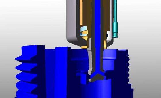 DL-1B nozzle
