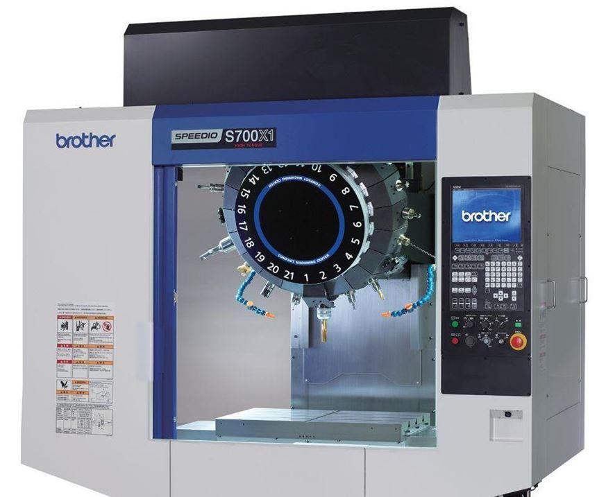 Speedio machining center product line