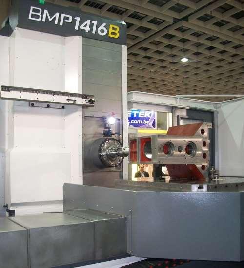 BMP 1416B horizontal boring mill
