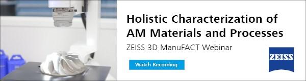 ZEISS 3D ManuFACT Webinar