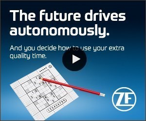 ZF Future of driving