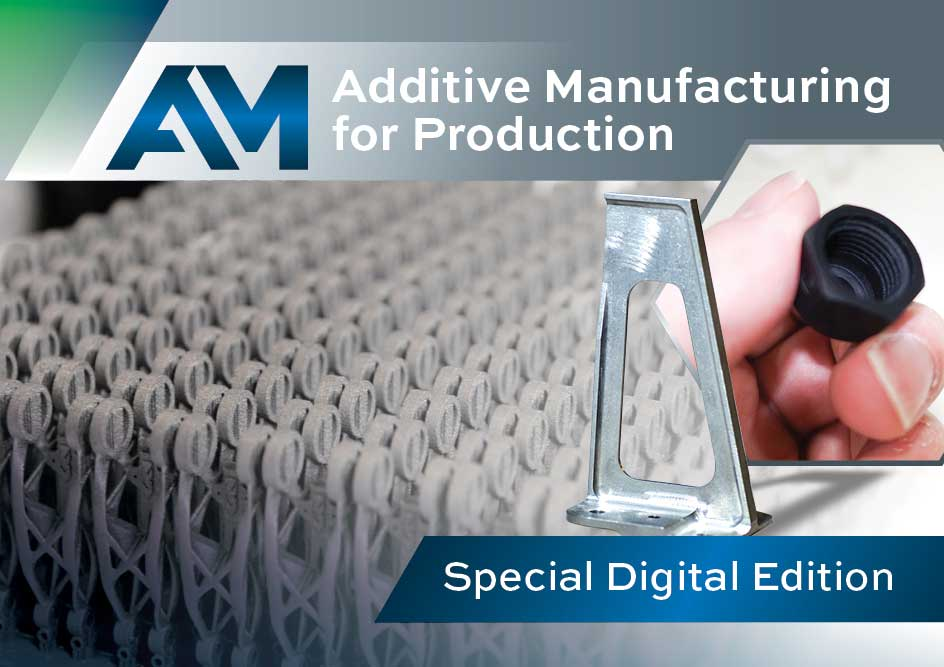 Production Additive Manufacturing Is Arriving