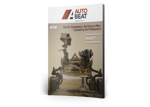 Autobeat magazine cover