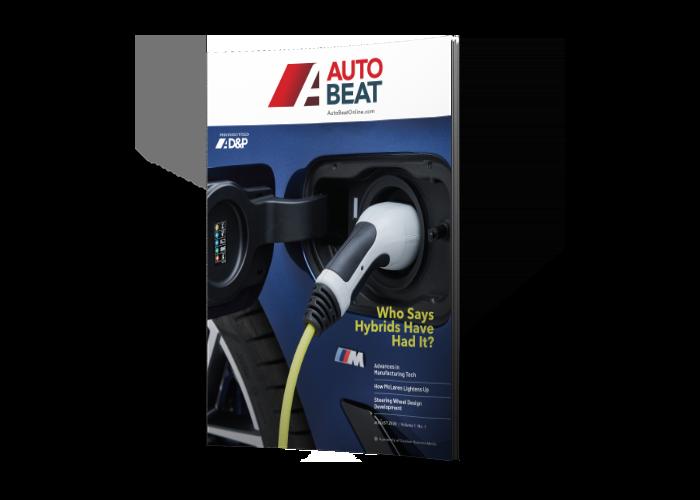>AutoBeat Magazine cover