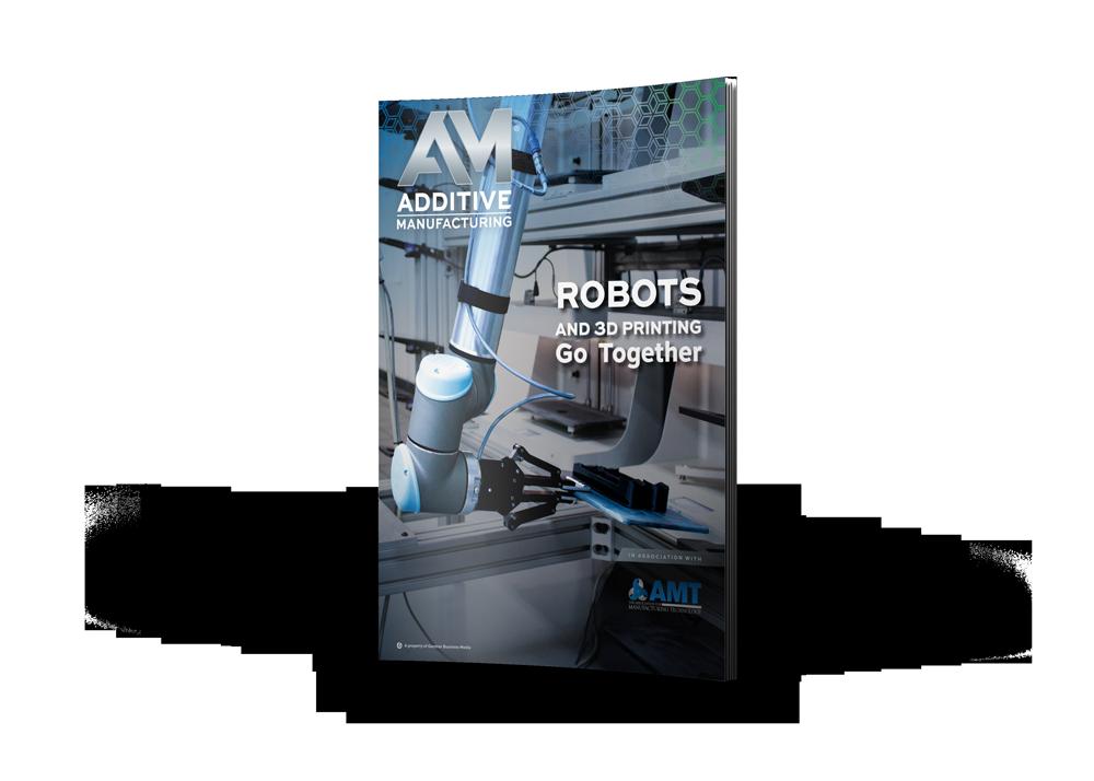 >Additive Manufacturing Magazine cover