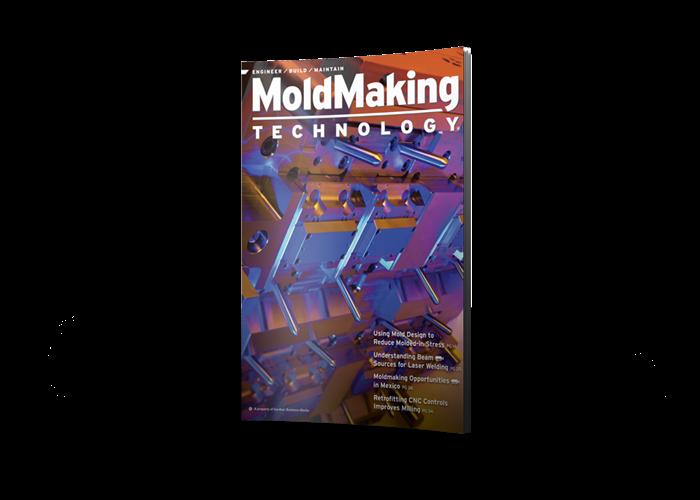 >MoldMaking Technology Magazine cover