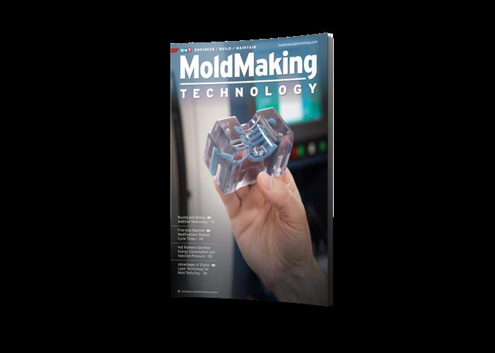 MoldMaking Technology Magazine cover