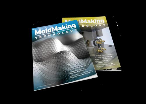 MoldMaking Technology Magazine covers