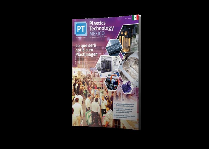 Plastics Technology México Magazine cover